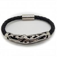 Black braided OVE